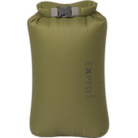 Exped Fold Drybag 3L olive